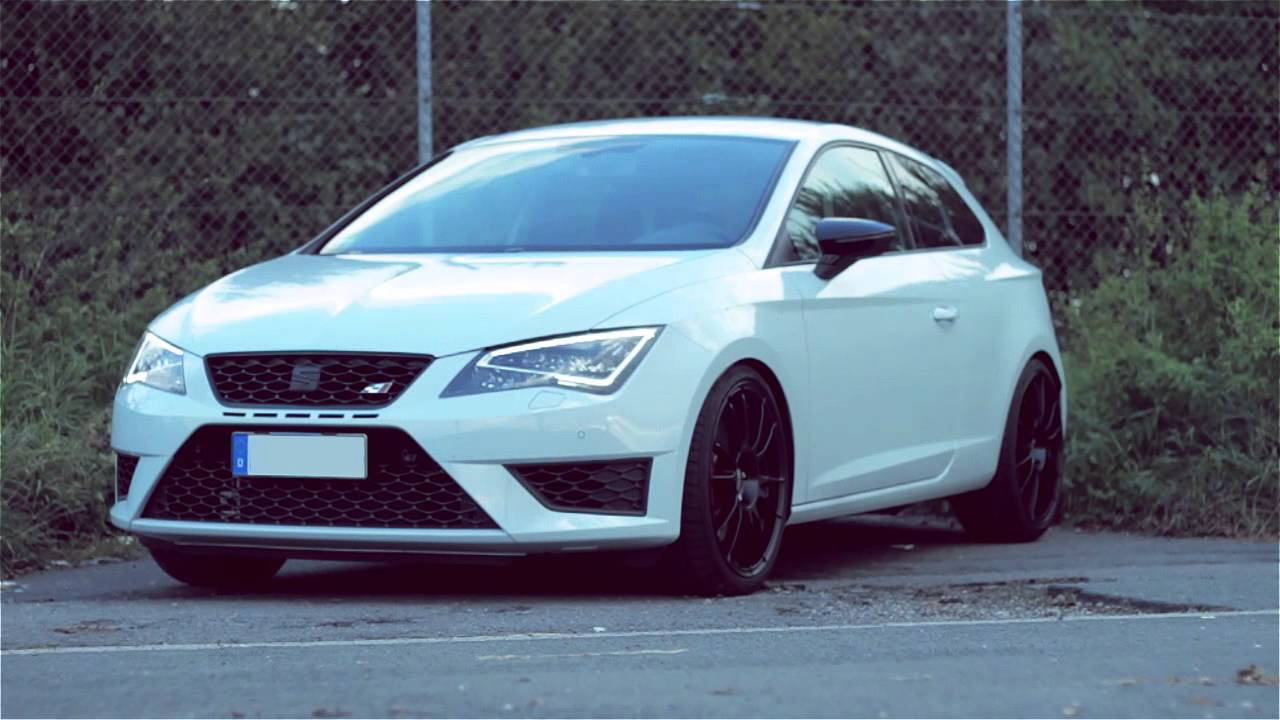 jp performance seat leon cupra youtube. Black Bedroom Furniture Sets. Home Design Ideas