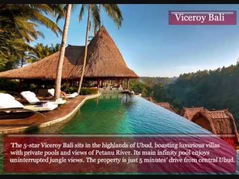 Top 10 bali best hotels and resorts youtube for Great hotels in bali
