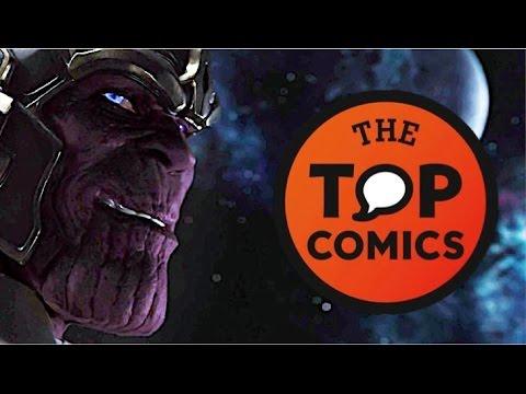 Top 5 Escenas Post-Creditos Marvel Estudios