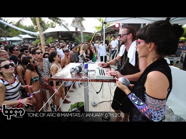 THE BPM FESTIVAL 2013: Tone of Arc @ Mamita's