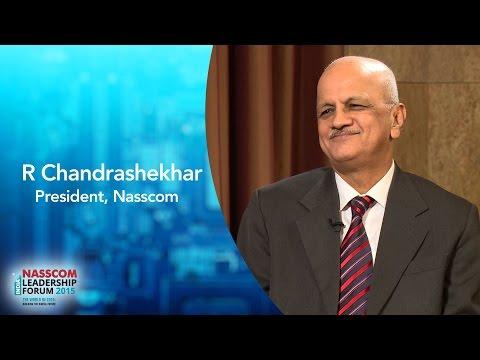 R Chandrashekhar,President, NASSCOM
