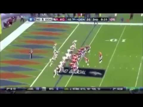 Tim Tebow Denver Broncos Highlights (2011-2012) - Perfect by Hedley