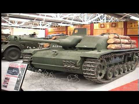 TANK MUSEUM BOVINGTON - UK Music Videos