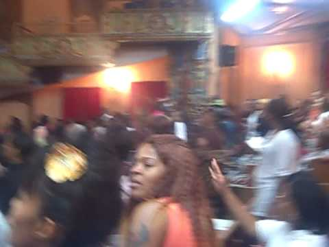 Praise And Worship At First Corinthian Baptist Church In Harlem video