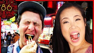 Guess The Bizarre Chinese Food Challenge