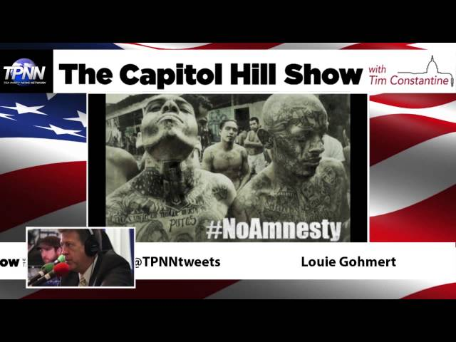 "Gohmert: Obama won't stop ""Undocumented Democrats"" from coming in!"