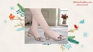 Giày Nữ Sinh Hàn Quốc - Đẹp Nhất Hiện Nay