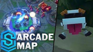 Arcade Summoners Rift Map!