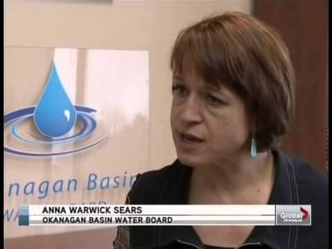 Global Okanagan News March 21, 2013 - Mussel Warning