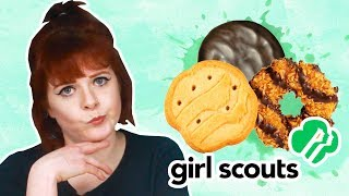 Irish People Try Girl Scout Cookies For The First Time