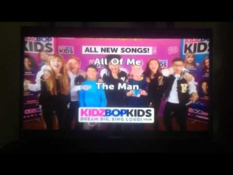 Kidz Bop 26 Commercial