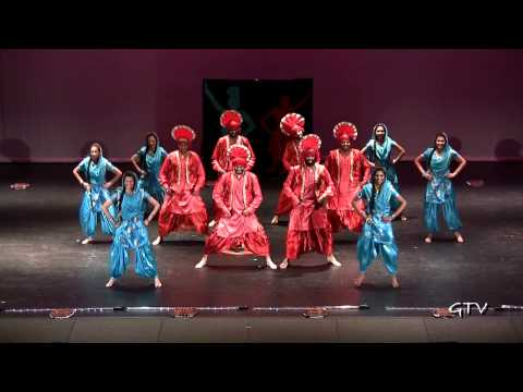Bhangra Empire  Warrior Bhangra 2014 video