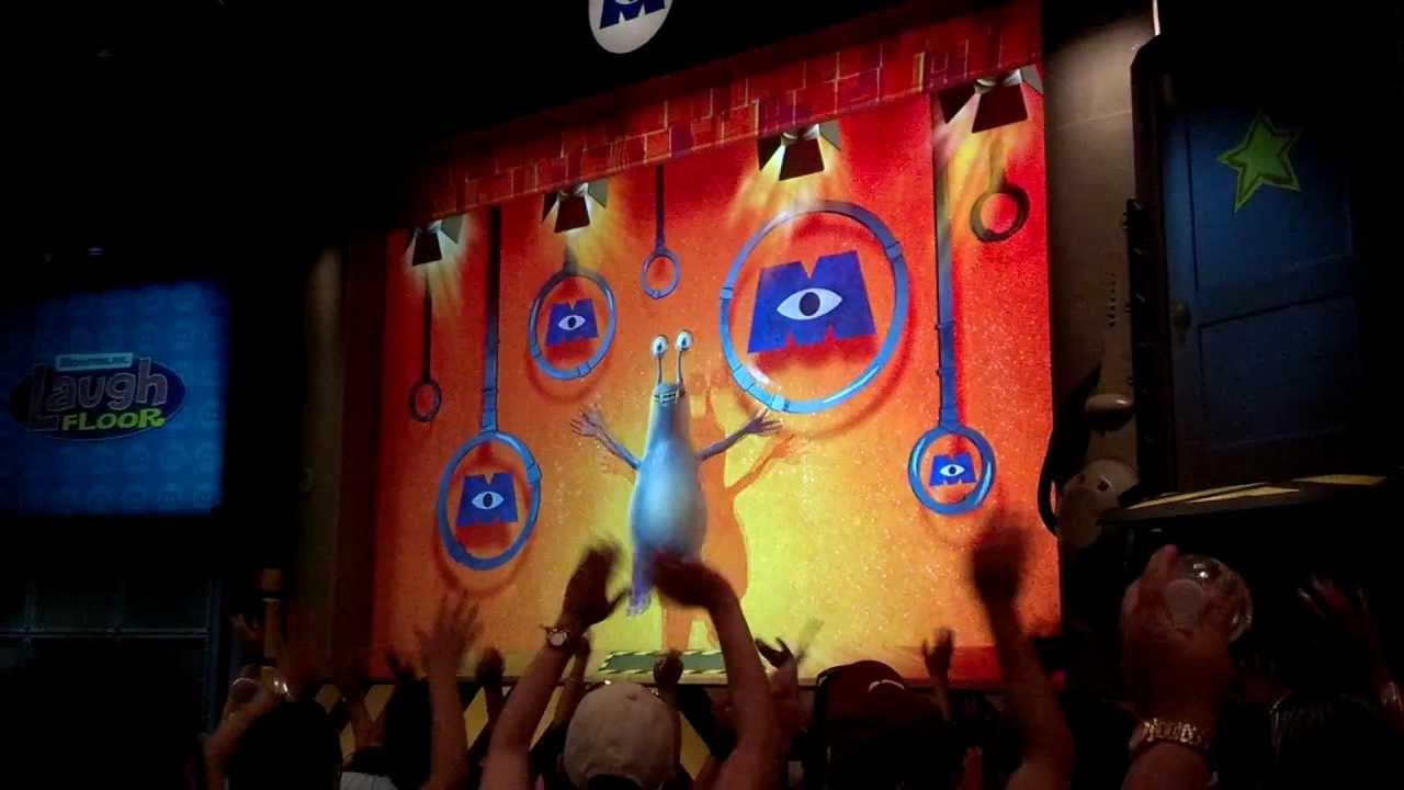 Monsters Inc Laugh Floor Part 2 Youtube