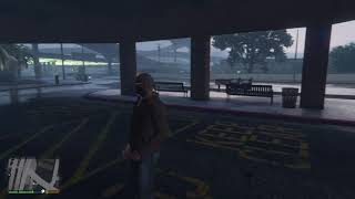 Grand Theft Auto V avviso corto