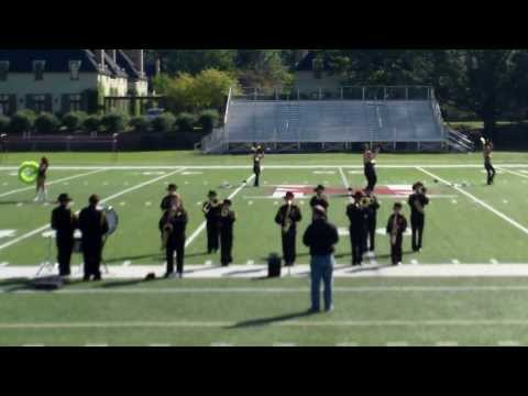 "Isabella High School ""Mustang Pride"" Band - Huntingdon Marching Invitational 2013"