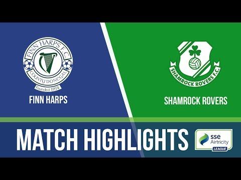 GW7: Finn Harps 0-1 Shamrock Rovers