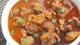 ঐতিহ্যবাহী মেজবানি মাংস    Bangladeshi Mejbani Mangsho    Gorur Mejbani Mangso Recipe