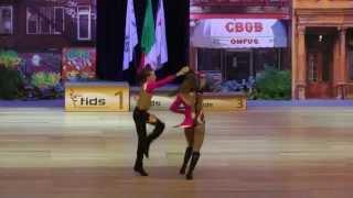 Ekatarina Grushina & Maxim Yatskov - Europameisterschaft 2015