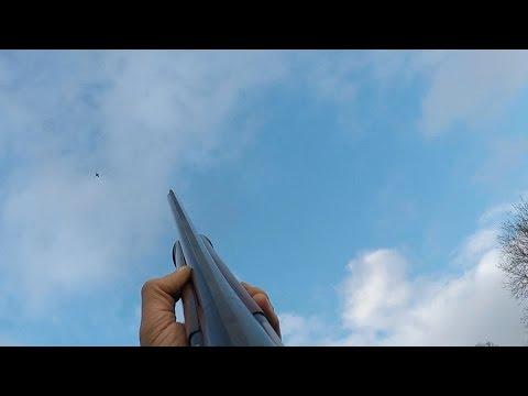 Llechweddygarth - Extreme High Driven Pheasant - Go Pro 5 Headcam