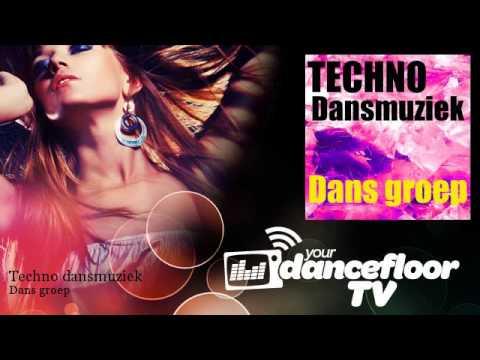 Dans groep - Techno dansmuziek