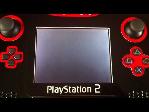 techknott s 2nd handheld PS2