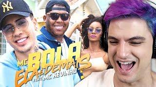 Download Lagu PRECISO CONTRATAR ESSE CARA! - REAGINDO A MC BOLA E KEVINHO - ELA É DEMAIS! Gratis STAFABAND