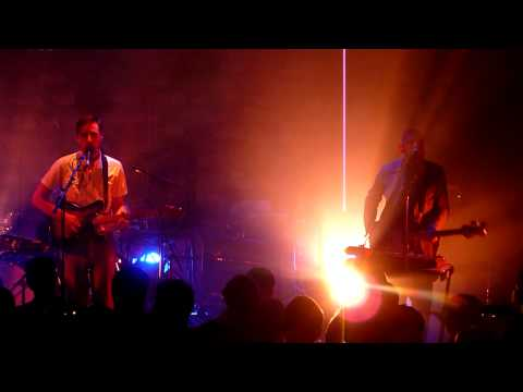 Wave Machines - Blood Will Roll (Live @ Café de la Danse, Paris 17-04-2013)