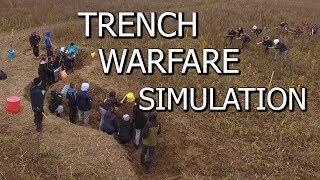 WW1 Trench Warfare Simulation