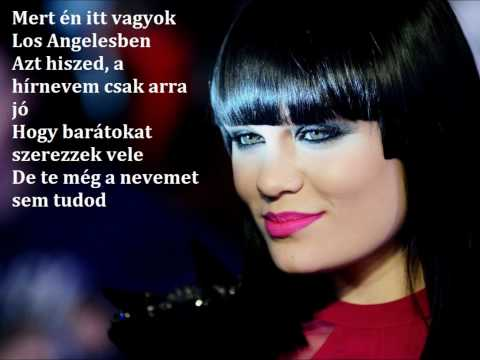 Jessie J - Whos Laughing Now ( Magyarul ) video