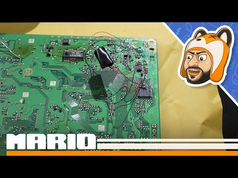 How to Install a Modchip in an Original PlayStation   MM3 PS1 Modchip Install Tutorial