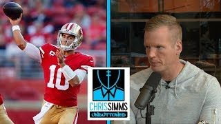 NFL Week 11 Game Review: Cardinals vs. 49ers | Chris Simms Unbuttoned | NBC Sports