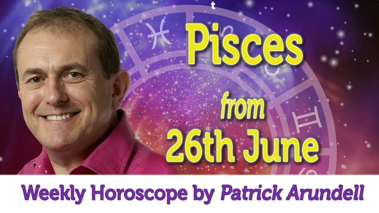 Weekly Horoscopes 26th June 2017