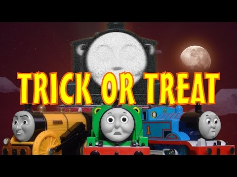 Tomica Thomas & Friends Short 36: Trick Or Treat video