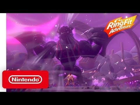 Ring Fit Adventure - Adventure Trailer - Nintendo Switch