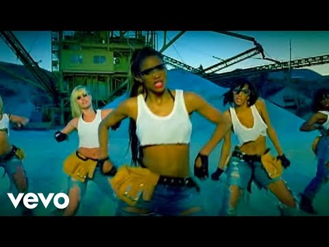 Ciara featuring Missy Elliott - Work ft. Missy Elliott Music Videos
