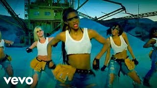 Клип Ciara - Work ft. Missy Elliott