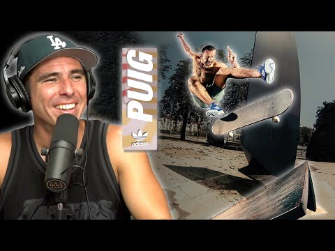 "We Talk About Lucas Puig New Adidas Shoe Video ""Puig"""