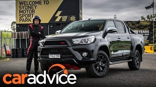 2017 Toyota Hilux TRD review | CarAdvice