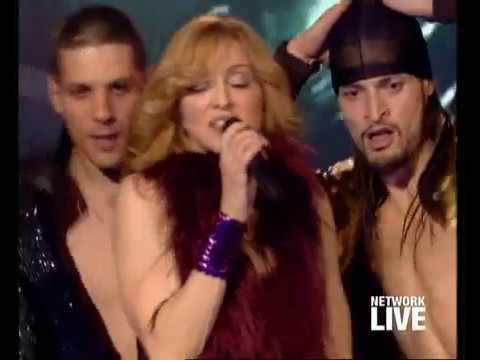 Madonna - Everybody (Live)