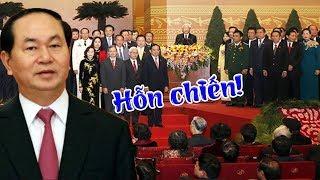 Cái chết bí ẩn của Trần Đại Quang và cuộc nội chiến giành ghế CTN- Ai là người hưởng lợi?