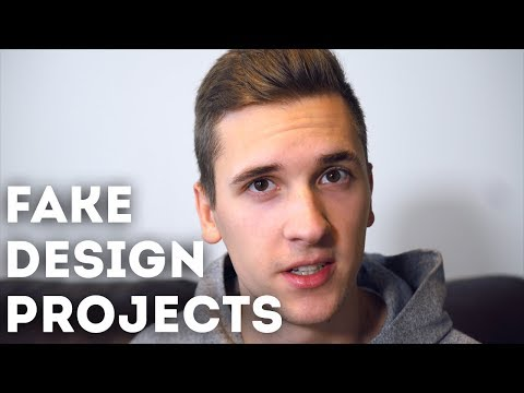 Fake Design Projects