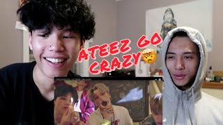 ATEEZ(에이티즈) - 'WAVE' / 'ILLUSION' Official MV REACTION | KENTONY