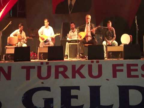 Aşık ERCAN - Arguvan Türkü Festivali