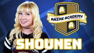 What is SHOUNEN | Anime Academy