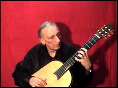 Abel Carlevaro - Preludios Americanos Nº 2 -Scherzino- César Amaro