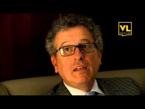 Voices of Leaders Interviews Pierre Gramegna, Luxembourg Finance Minister at IFN Luxembourg