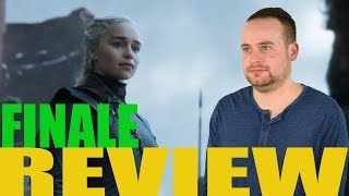 "Game Of Thrones - Season 8 Finale Review - ""The Iron Throne"""