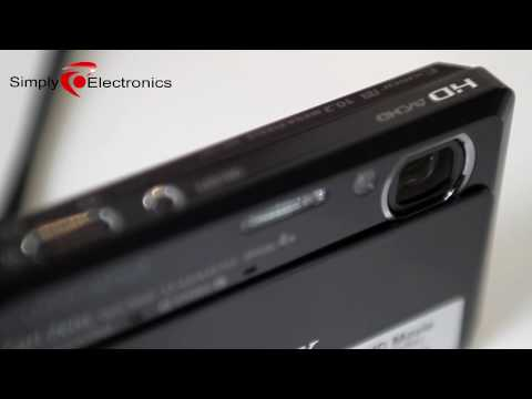 Sony Cyber-shot® TX7 Hands on review and Unboxing