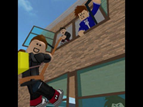 ROBLOX Escape School Obby! (Part 1)