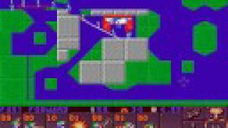 Lemmings 2 (PC) sports lvl 6: all saved (w/o y-slide)